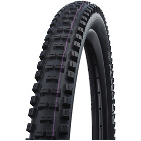 "SCHWALBE Big Betty Super Downhill Evolution Folding Tyre 27.5x2.40"" TLE E-50 Addix Ultra Soft, black"